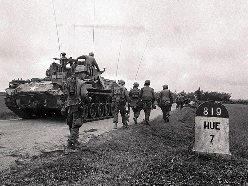 ベトナム戦争 フエ