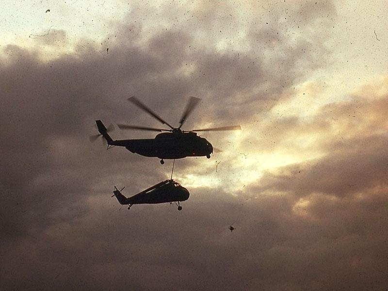 南ベトナムの首都であるサイゴンが陥落