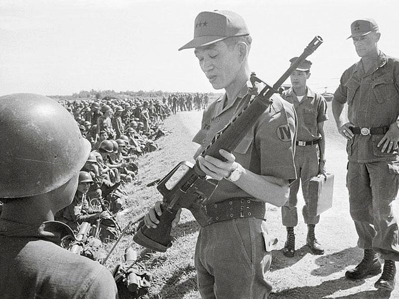 南ベトナム軍が腐敗していたから