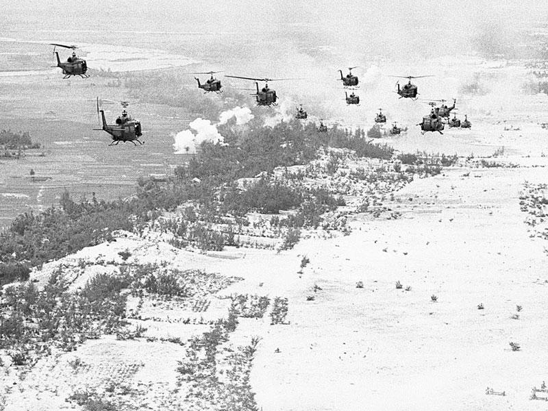 ベトナム戦争の歴史を振り返る