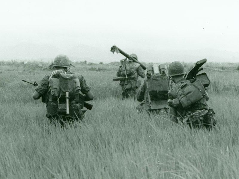 ベトナム戦争(1950年代~1970年代)