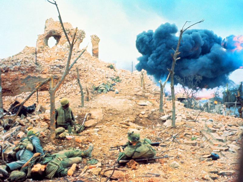アメリカによる南ベトナムへの介入