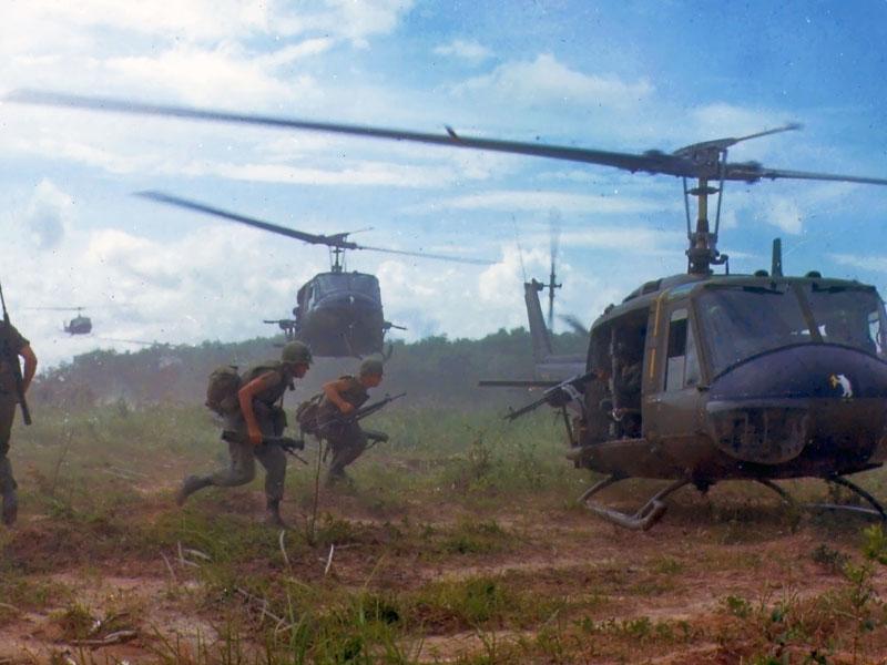 ベトナム戦争の写真