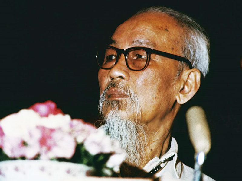 ホーチミンはベトナムの革命家・政治家です
