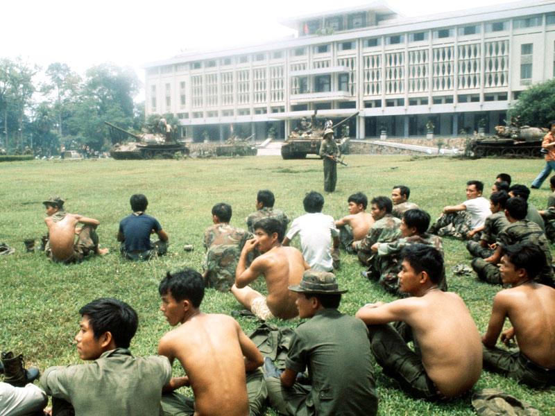 ベトナムの勝利で終わったベトナム戦争