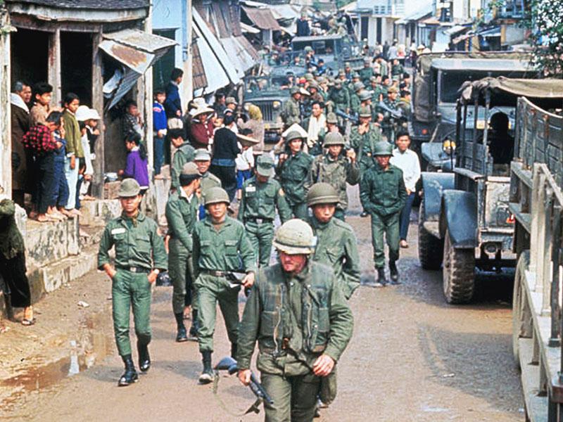 メリカによる南ベトナムへの介入(195