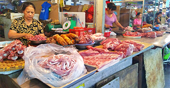 見るだけで超楽しい!ハノイの市場の情報まとめ【ドンスアン市場・ハンザ市場・ホム市場】