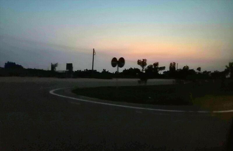 早朝のムイネー - ムイネー観光気球ツアーレポ