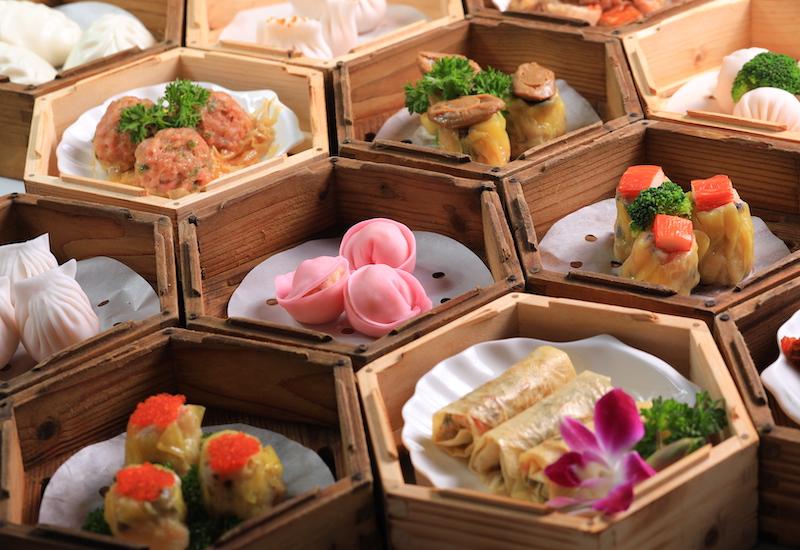 美味しそうな香港料理