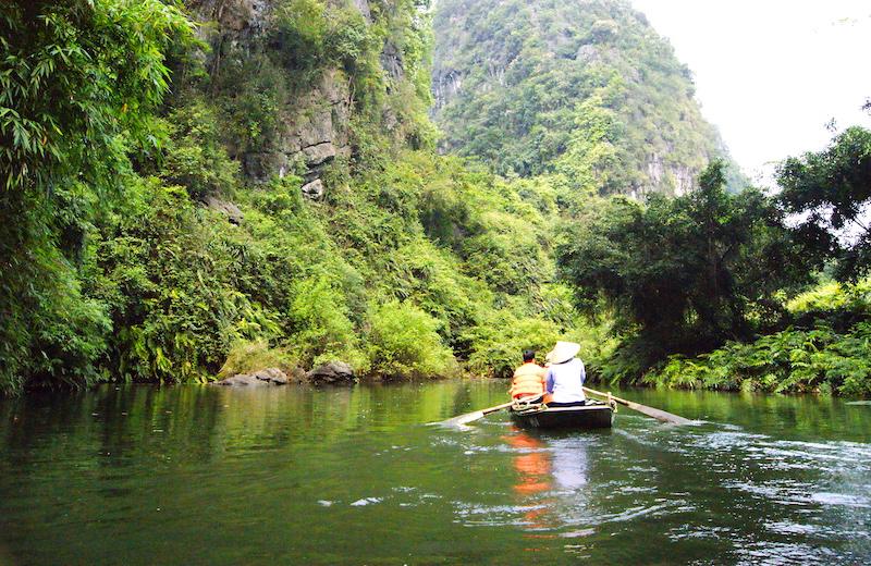 チャンアン渓谷