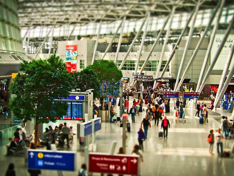 ダナン空港イメージ - ダナンに荷物預かりサービス、コインロッカーはある?ホテル・空港・スパなど