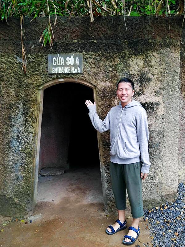 ビンモックトンネルと久保- フエからベトナム戦争時代の国境地帯 DMZ(非武装地帯)ツアーに参加してきた。