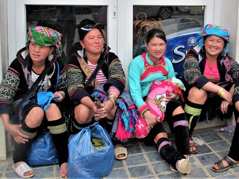 ベトナムの54の少数民族と現代の様子