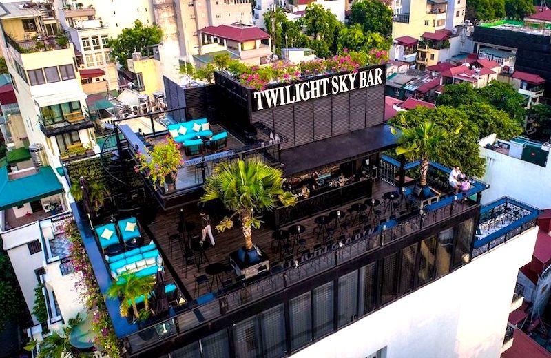 Twilight 屋上