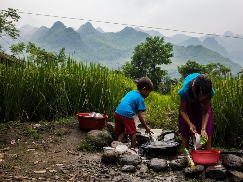 多民族国家、ベトナムの54の少数民族と現代の様子