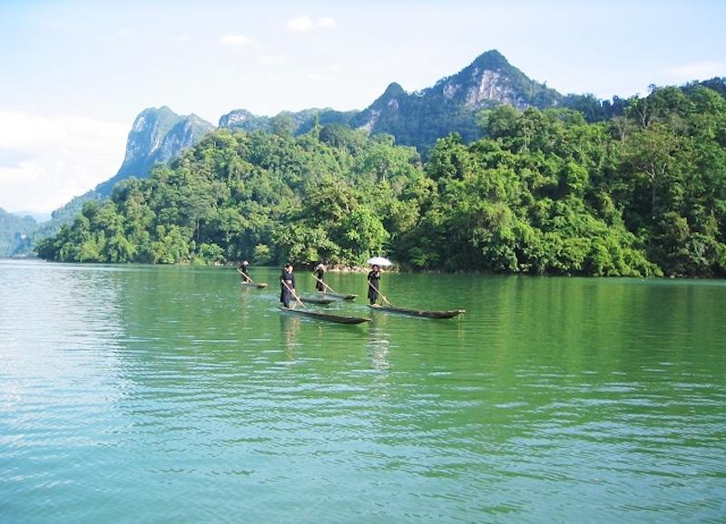 バーベー湖 マニアック ベトナムの「ネクスト世界遺産」