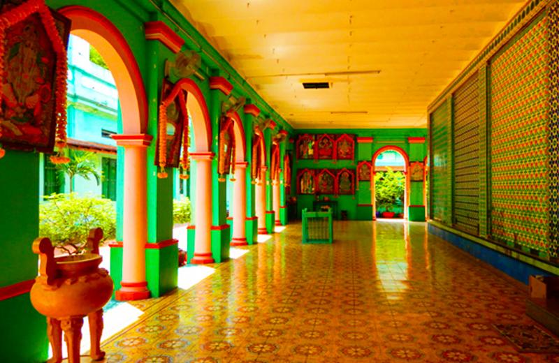 ベトナムのヒンドゥー教の寺院