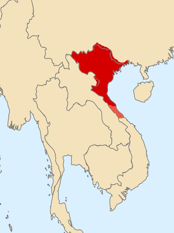 ベトナムの李朝