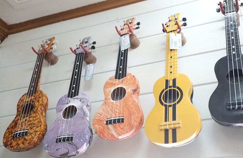 セブ・マクタン名産のギターやウクレレはここで買える!おすすめ楽器店