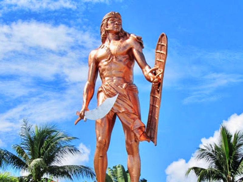 ラプラプ王 フィリピン・セブ島の近代史。日本との関わりをメインにフィリピン独立まで