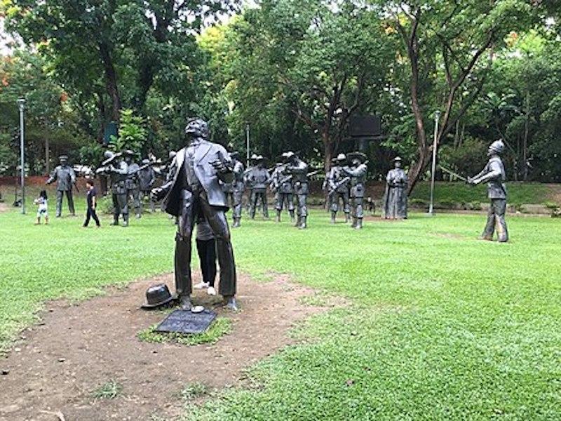 処刑 フィリピン国民の英雄「ホセ・リサール」フィリピン独立の最大の功労者