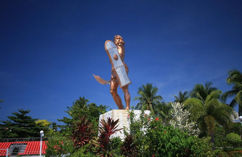 マクタン島の戦い フィリピン・マクタン島の英雄「ラプラプ王」