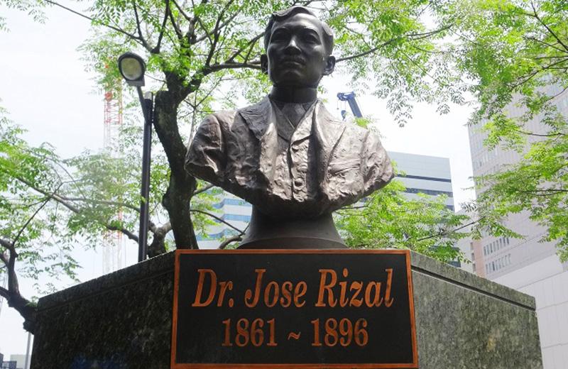 フィリピン国民の英雄「ホセ・リサール」フィリピン独立の最大の功労者