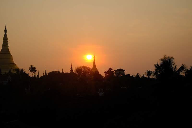 ミャンマーの観光スポット25選。
