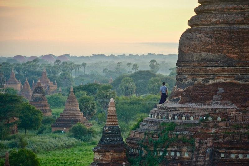 ミャンマーの観光スポット25選