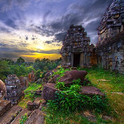 プノン・バケン寺院